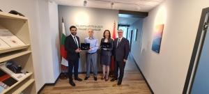 UND, Sofya Ticaret Müşavirliğini Ziyaret Etti
