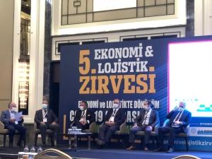 5. Ekonomi ve Lojistik Zirvesi Gerçekleştirildi
