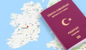 İrlanda Sürücü Vizeleri Derneğimiz Aracılığıyla Alınabilecek