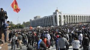 Kırgızistan'da Yaşanan Son Gelişmeler