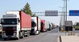 Taşımacıların Kırmızı Köprü Sınır Kapısında Yaşadıkları Sorunlar