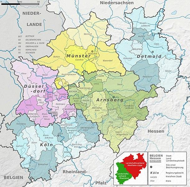 Almanya Kuzey Ren-Vestfalya Eyaleti Yol Yasakları Hakkında