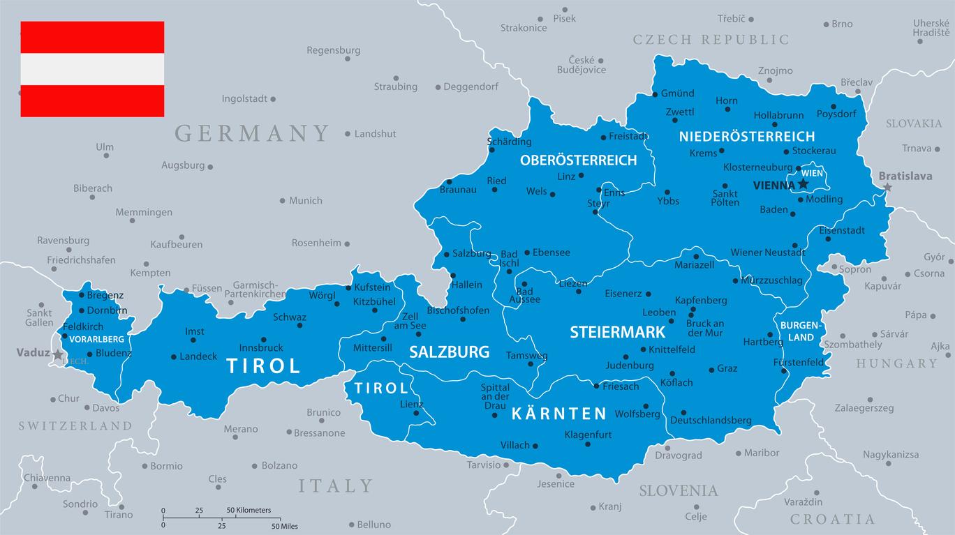 Avusturya'da Covid Önlemleri