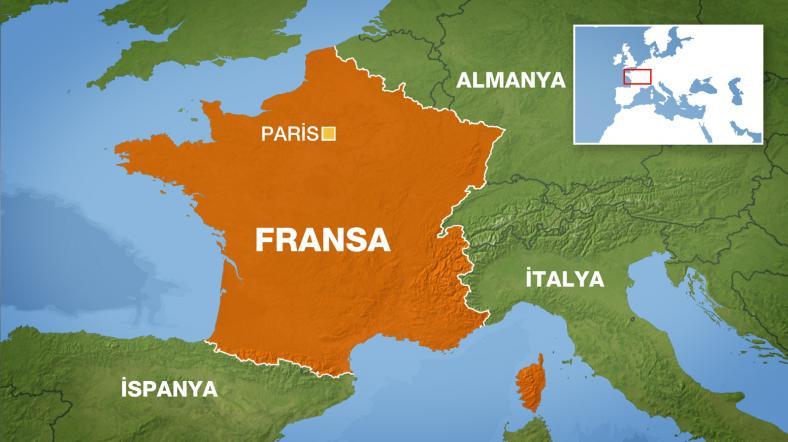 Fransa'da Sokağa Çıkma Yasakları Döneminde Hizmet Veren Servis Alanları ve Restoranlar
