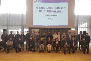 Genç UND  ve Bölge Üye Toplantıları Bolu'da Gerçekleştirildi