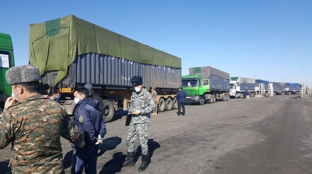 Moğolistan COVID-19 Önlemlerine Dikkat! Sınır Kapıları Kapatıldı!
