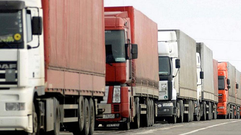Türkmenistan'ın Kazakistan (Garaboğaz) ve İran (Saraks) Sınır Kapılarında Temassız Taşımacılık