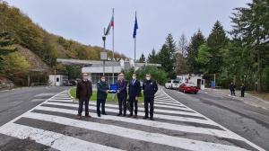 UND, Malko Tarnovo ve Dereköy Sınır Kapılarını Ziyaret Etti
