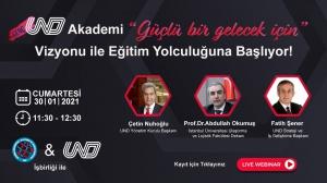 """Güçlü Lojistik, Güçlü Türkiye"""" Hedefiyle Çalışan UND'nin Genç UND Üyeleri """"Güçlü Bir Gelecek İçin"""" Vizyonu ile Eğitim Yolculuğuna Başlıyor !"""
