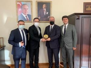 UND ile Türk Konseyi, Azerbaycan Özelinde Orta Koridoru Görüştü