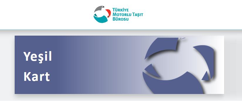Dikkat: Türkiye Motorlu Taşıt Bürosu'ndan Yeşil Kart Uyarısı
