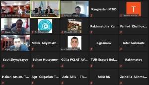 Hazar ve Nahcivan Koridoru Türk Konseyi Taşımacılık Çalışma Grubunda Ele Alındı
