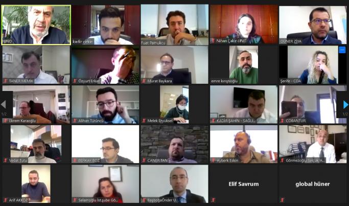 UND Ro-Ro Çalışma Grubu Toplantısı Gerçekleştirildi