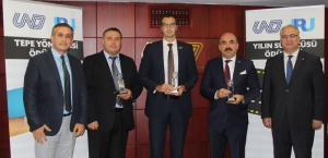 Hatırlatma: IRU Tepe Yöneticisi Ödülü Başvuruları 31 Mart 2021