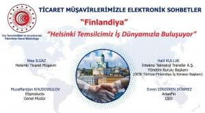 Ticaret Müşavirlerimizle Elektronik Sohbetler - Finlandiya