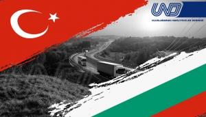 Türkiye-Bulgaristan Sınır Kapılarında Kuyruklar Eridi