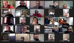 UND Karadeniz Çalışma Grubu Toplantısı Gerçekleştirildi