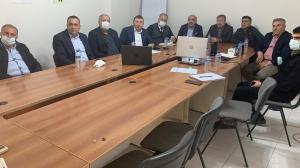 UND Mersin Çalışma Grubu Toplantısı Gerçekleştirildi
