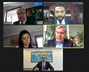 UND, Yeni Atanan Belgrad Büyükelçisi Sayın Hami Aksoy İle Görüştü