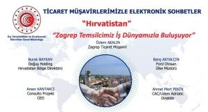 Ticaret Müşavirlerimizle Elektronik Sohbetler-Hırvatistan