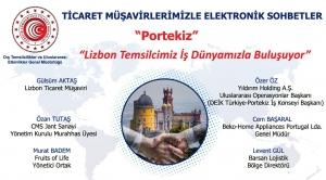 Ticaret Müşavirlerimizle Elektronik Sohbetler - Portekiz