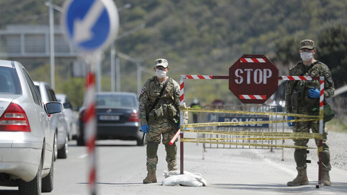 Gürcistan'dan 1 Haziran'da Sınırları Açma Kararı