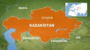 Kazakistan Transit Geçiş Belgeleri 49 Adet Kaldı