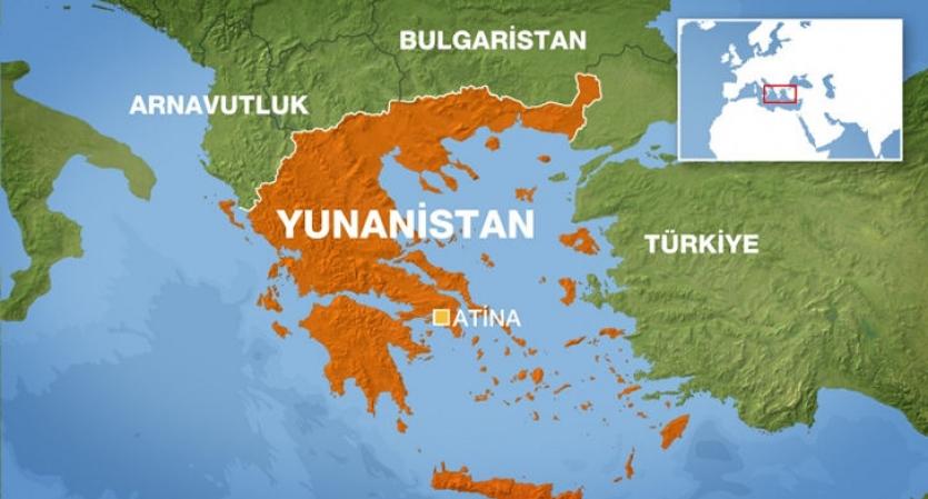 Yunanistan'a Girişlerde Yolcu Tespit Formu Doldurma Zorunluluğu Kaldırılmıştır