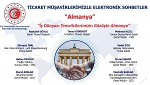 Ticaret Müşavirliklerimizle Elektronik Sohbetler - Almanya - 2