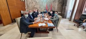 UND, Sırbistan Güvenlik ve Özel Trafik Kontrol Dairesi ile Takograf Cezalarını Görüştü