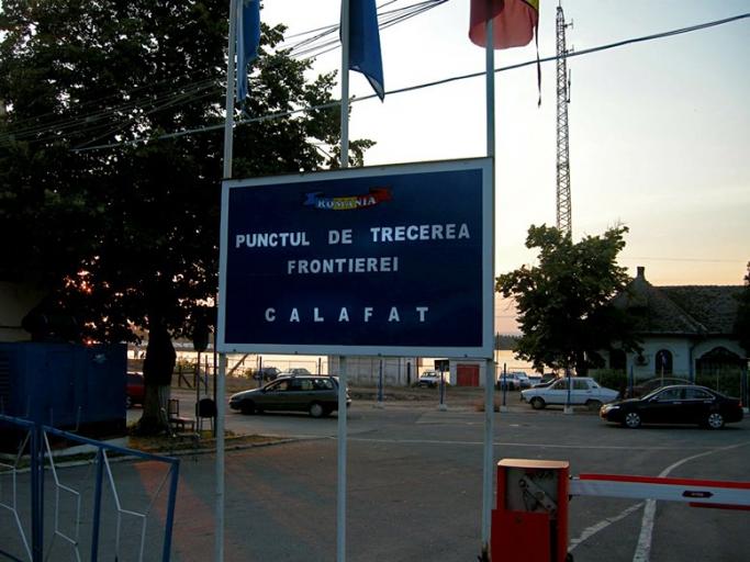 Vidin-Calafat Sınır Kapısında 16 Saate Varan Beklemeler Yaşanmaktadır