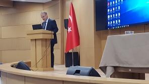 Ağır ve Havaleli Yük Taşımacılığı Yönetmelik Çalıştayı Ankara'da Gerçekleştirildi
