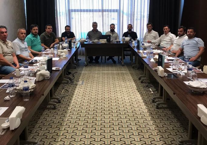 Konya Çalışma Grubu Toplantısı Gerçekleştirildi