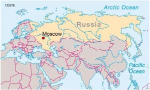 Moskova Şehrine ve Moskova Çevre Yolu'na (MKAD) Girişlerle İlgili Bilgilendirme