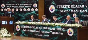 UND Başkanı Nuhoğlu, Taşımacılık Sektörünün Taleplerini Ticaret Bakanı Sayın Mehmet Muş'a Aktardı