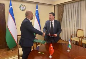 Özbekistan'dan İlave 4.000 adet  Ücretsiz İkili Geçiş Belgesi Alındı