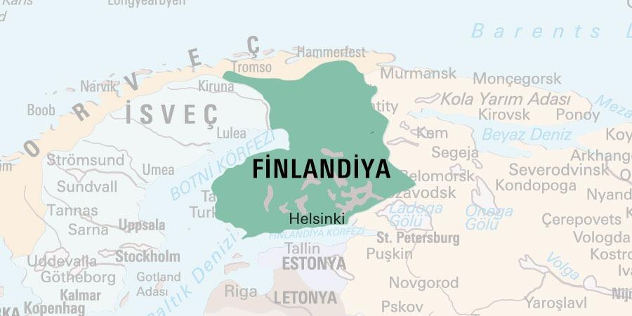 Finlandiya İkili/Transit Geçiş Belgeleri Tükenmiştir
