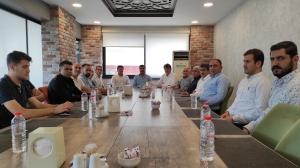 UND Mardin- Şırnak Çalışma Grubu Toplantısı Gerçekleştirildi