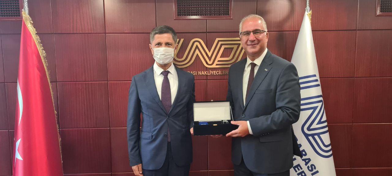 İstanbul Vali Yardımcıları Derneğimize Nezaket Ziyaretinde Bulundu