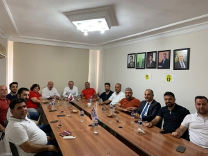 Mersin/İran-Irak-Afganistan ve Türki Cumhuriyetler Çalışma Grupları Toplantısı Gerçekleştirildi