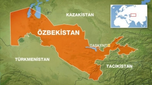 Özbekistan'a Yapılan Taşımalar