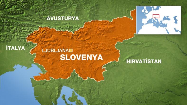 Slovenya 3.ülke Geçiş Belgeleri Tükendi