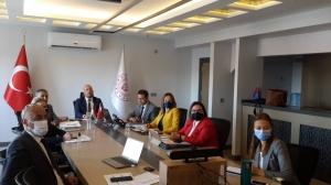 Türkiye İle Macaristan Arasında Kara Ulaştırması Karma Komisyon Toplantısı Gerçekleştirildi