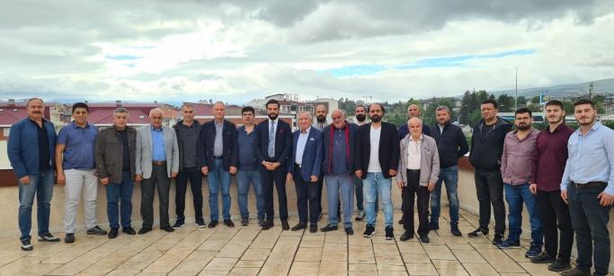 UND Bolu Çalışma Grubu Toplantısı Gerçekleştirildi