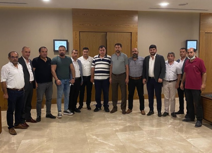 UND Gaziantep Bölge Çalışma Grubu Toplantısı Gerçekleştirildi