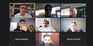 Yunanistan Çalışma Grubu Toplantısı Gerçekleştirildi
