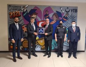 Sırbistan Türk Polislerinin Görevlendirilmesi Projesi Kapsamında  UND,  Yurtdışı Türkler ve Akraba Topluluğu Başkanlığı İle Toplantı Gerçekleştirdi