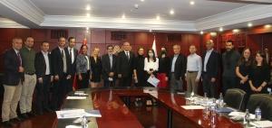 WCTRS-İTÜ-UND Uluslararası Lojistik Yönetimi Uzaktan Eğitim Sertifika Programı İlk Mezunlarını Verdi